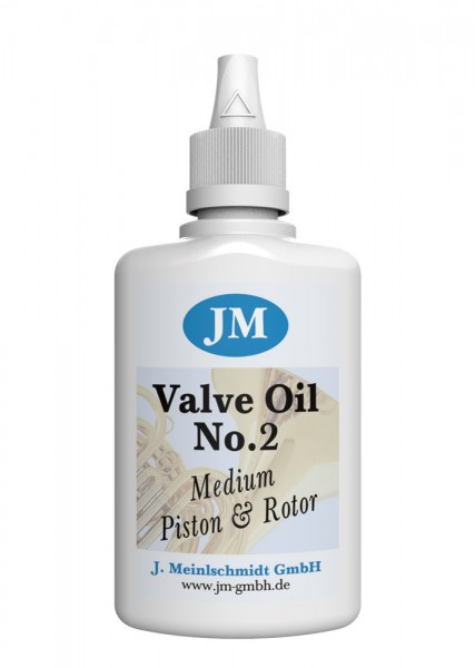 J. Meinlschmidt JM Nr. 2 Ventilöl für Perinet- und Drehventile