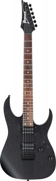 Ibanez RGRT421 Weathered Black E-Gitarre