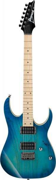 Ibanez RG421AHM-BMT E-Gitarre Blue Moon Burst