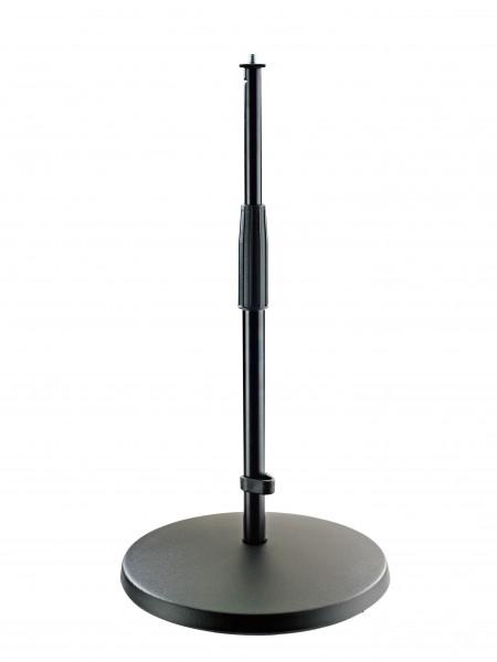 K&M 23323 Mikrofonstativ schwarz