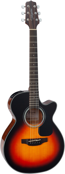 Takamine G-Serie Westerngitarre, GF30CE BSB, FX/C