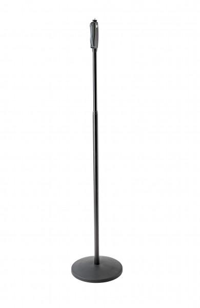 K&M 26250 Einhand-Mikrofonstativ »Performance« schwarz