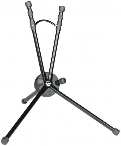 K&M 14340 Saxophonständer »Saxxy« schwarz