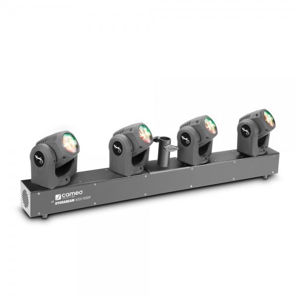 Cameo HYDRABEAM 4000 RGBW - Lichtsystem mit 4 ultraschnellen 32 W RGBW Quad-LED Moving Heads