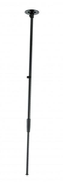 K&M 22160 Deckenstativ schwarz