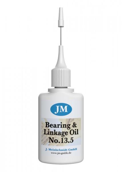 J. Meinlschmidt JM Nr. 13,5 Ventilöl für Drehventile