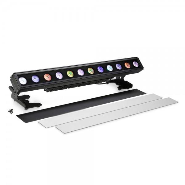 Cameo PIXBAR 600 PRO IP65 - RDM-fähige 12 x 12 W RGBWA+UV Outdoor LED Bar