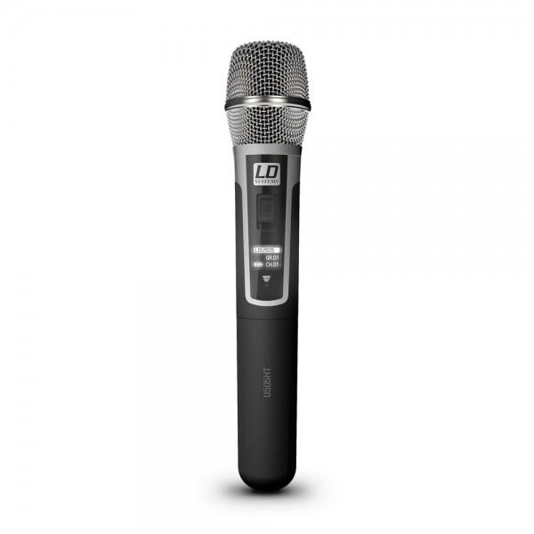 LD Systems U505 MC - Handmikrofon Kondensator