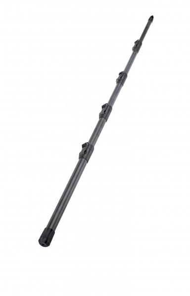 K&M 23785 Mikrofonangel schwarz